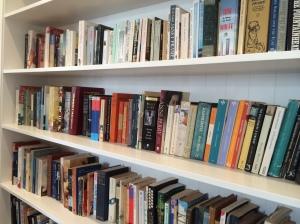 I've missed you, books