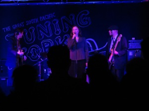 Amy Boone and The Delines, copyright Caroline Barron