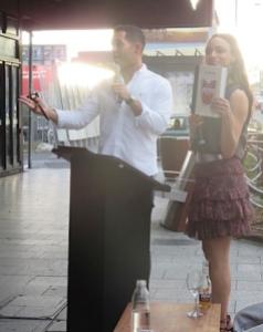 'Girls Interrupted' hosts Jordan and Sonia Gray