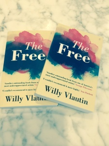 'The Free', by Willy Vlautin, Faber and Faber, London, 2014