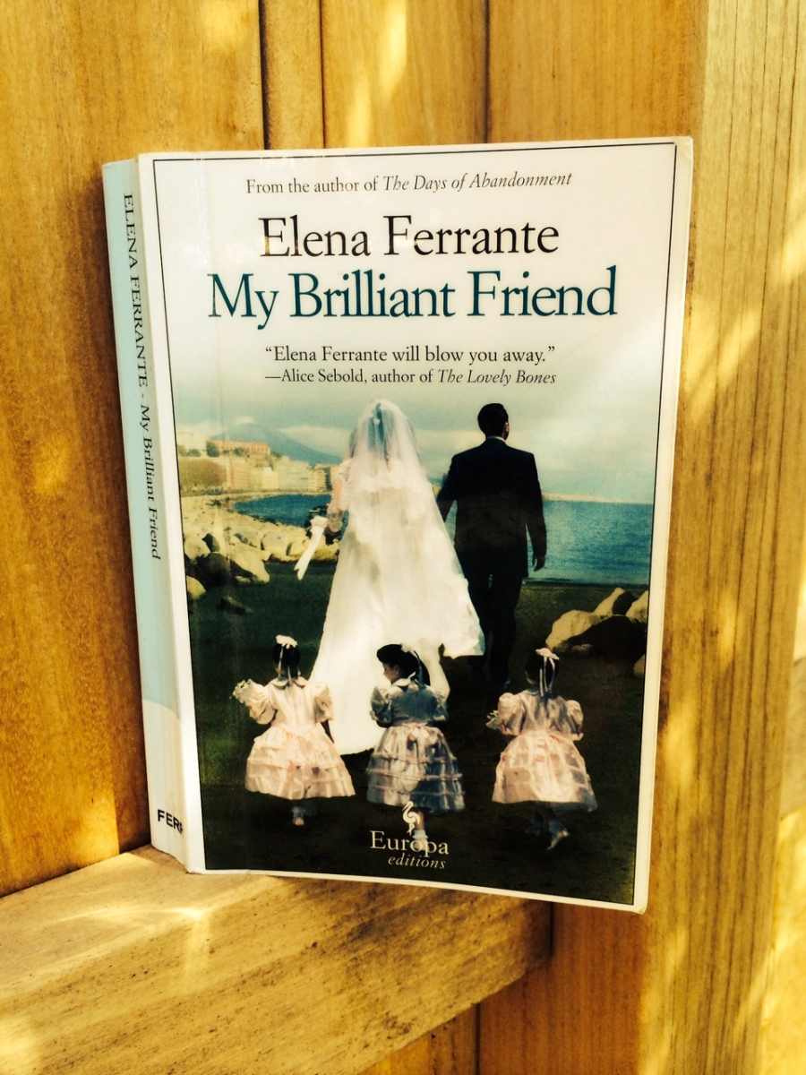 Book Review: My Beautiful Friend by Elena Ferrante