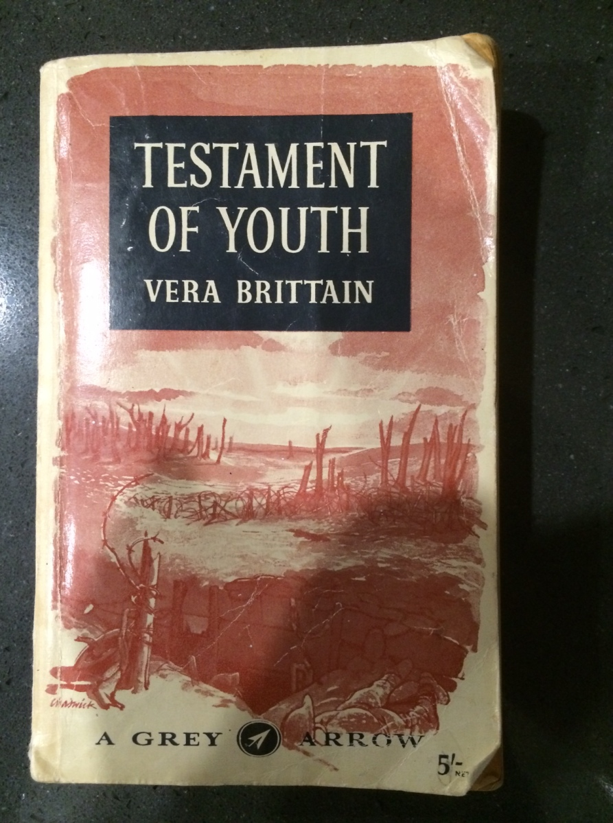 Book Review: Testament of Youth by Vera Brittain (1933)