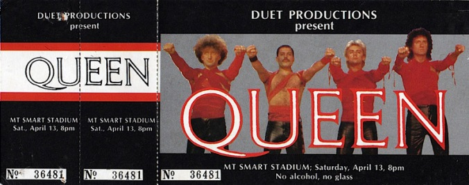 Ticket queenconcerts.com