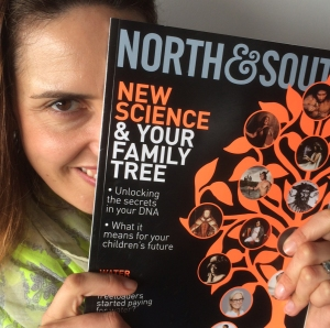 Caroline L. Barron new columnist for North & South Magazine