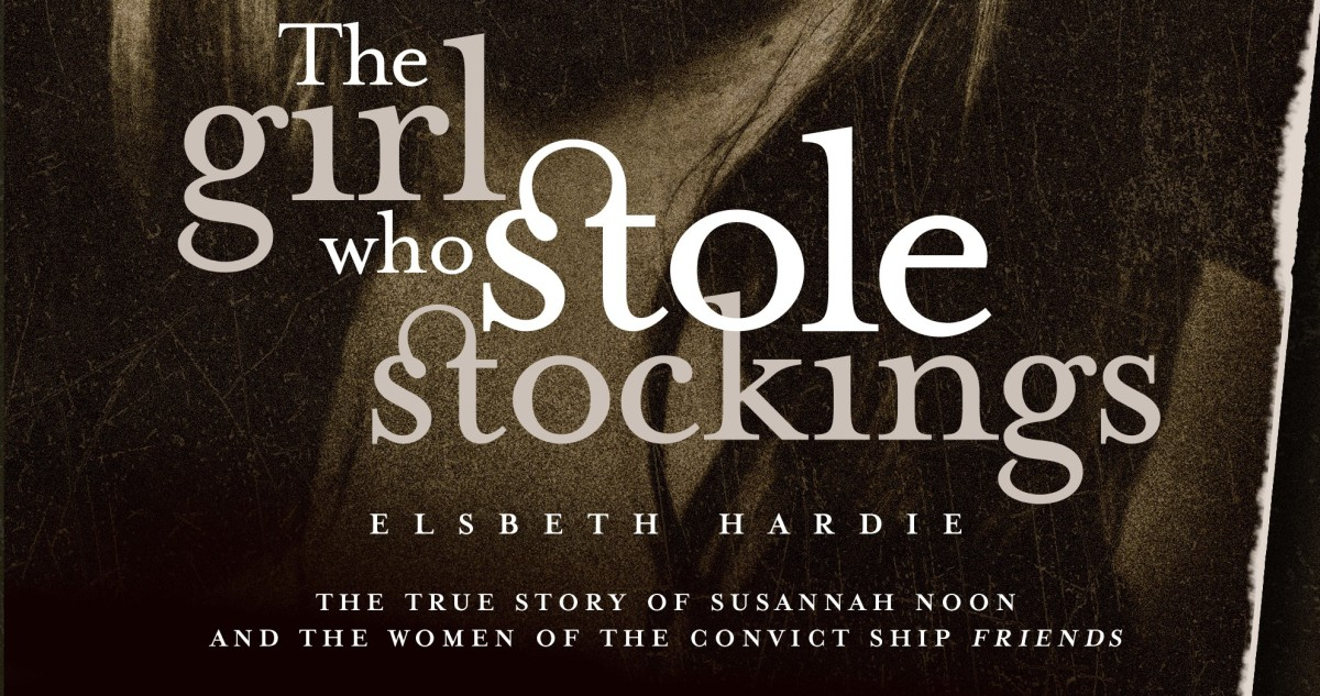 Author Interview: Elsbeth Hardie on 'The Girl Who Stole Stockings'