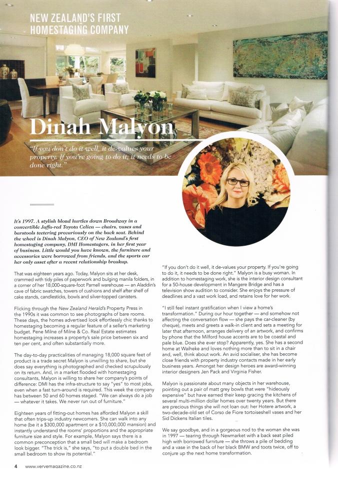 2015_08_Verve Magazine_Dinah Malyon cover story