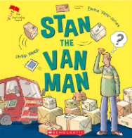 Stan the Van Man, Scholastic NZ, 2015