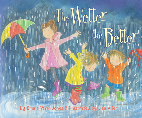 The Wetter the Better, Duck Creek Press, NZ, 2016